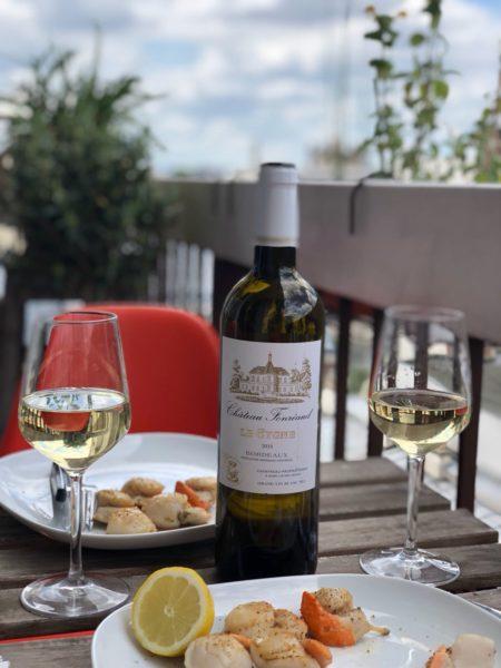 Grand Vin blanc de Bordeaux